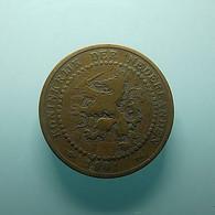 Netherlands 1 Cent 1901 - [ 3] 1815-… : Royaume Des Pays-Bas