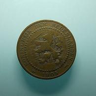 Netherlands 1 Cent 1905 - [ 3] 1815-… : Royaume Des Pays-Bas