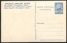 D4588 - Ganzsache - Trachten Folklore - Entiers Postaux