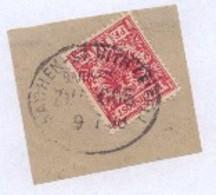 AACHEN-ST. VITH (EIFEL) ZUG 605 9.7.98 Auf Bf.-Stück - Germany