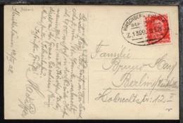 HIRSCHBERG-POLAUN Z. 1399 19.3.28 Auf AK - Germany