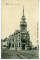 CPA - Carte Postale - Belgique - Jemappes - Le Phare - 1907 ( SVM11941 ) - Mons