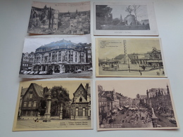Lot De 20 Cartes Postales De Belgique  Louvain     Lot Van 20 Postkaarten Van België  Leuven  - 20 Scans - Cartes Postales