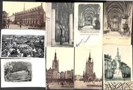 Kortrijk Courtrai - Lot 30 Cartes - Un Peu De Tout (een Beetje Van Alles :o) Kleine Prijs - Kortrijk