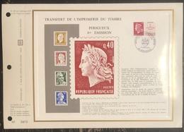France - Document Philatélique - FDC - Premier Jour - YT N° 1643 - Marianne - 1970 - 1970-1979