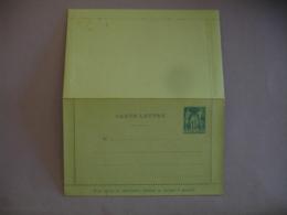 Piquage B  Carte Lettre Sage Entier Postal - Entiers Postaux