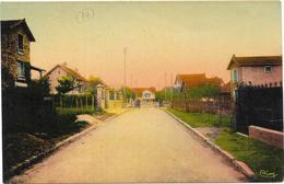 CHARTRETTES : RUE CARNOT - Autres Communes