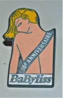 Rare Pin's Babyliss 30 Anniversaire  Arthus Bertrand - Arthus Bertrand