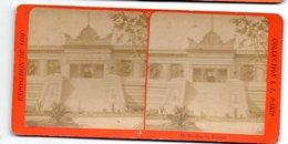 Paris Exposition 1889 : Stéréophoto : Pavillon Du Mexique   (PPP22189) - Stereoscopic