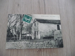 CPA 07 Ardèche Gluiras Vue Du Temple - Autres Communes