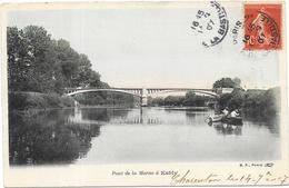 ESBLY : PONT DE LA MARNE - Esbly