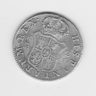 2 Réales 1808 Madrid AI   TTB - Collections