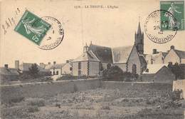 20-4540 : LA TRINITE L'EGLISE. - La Trinite Sur Mer