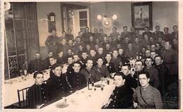 Carte Photo Ancienne Marins  Français Et Marins Espagnols Vigo 1936 - Bateaux