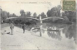 FLAMBOIN : LE PONT DE NOYON - Autres Communes
