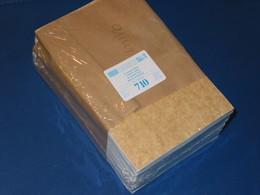 LINDNER 500 Pergamin-Tüten Nr. 710 - 115x160 Mm + 20 Mm Klappe - Non Classés
