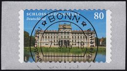 3128 Ludwigslust Selbstklebend Mit UNGERADER Nummer, VS-O Bonn 7.5.2015 - BRD