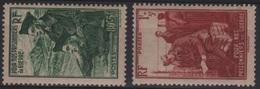 FR 1395 - FRANCE N° 474/75 Neufs** Au Profit Des Prisonniers De Guerre - France