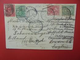DEUTSCHES REICH+GRANDE-BRETAGNE+NEDERLAND 1904 - Allemagne