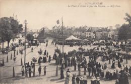 CPA - Concarneau - La Place D'Armes Le Jour Du Pardon - Concarneau