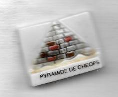 Fève  Monument  PYRAMIDE  DE  CHEOPS - Autres