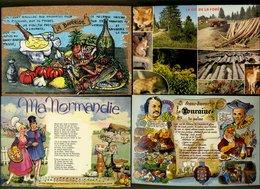 Traditions - Métiers Anciens - Lot De 20 Cartes Modernes - Toutes Scannées - Cartes Postales