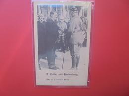 3eme REICH 1933 PRESTATION DE SERMENT DE Mr LE CHANCELIER ADOLF HITLER - Allemagne