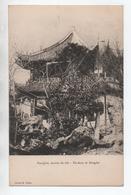 SHANGHAI (CHINE / CHINA) - MAISON DE THE / TEA HOUSE IN SHANGHAI // TàD BFE BUREAU FRANCAIS A L'ETRANGER Sur TYPE BLANC - Chine