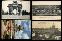 Paris - Lot De 20 Cartes Semi-modernes - Toutes Scannées - Cartes Postales