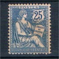 FRANCE   Type  Mouchon N° 127* - 1900-02 Mouchon