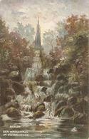 """Berlin. Der Wasserfall In Victoriapark"" Tuck Oikette Germany PC # 162B - Tuck, Raphael"