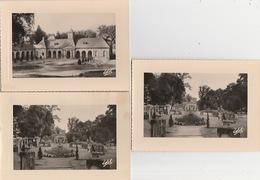 20 / 3 / 413. -  LUXEUIL - LES - BAINS   ( 70 )  LOT  DE  5  CPM  DIVERSES - Toutes Scanées - Cartes Postales