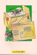 LA POSTE    Déménagement - Cartes Postales