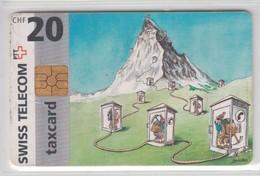 SWITZERLAND 1996 MATTERHORN ZERMATT - Suisse