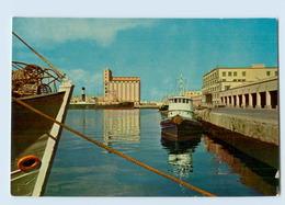 H965/ Las Palmas Gran Canaria  Puerto De La Luz  Hafen AK Ca.1960 - Non Classificati