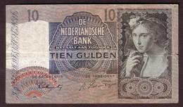 PAYS BAS - 1o Gulden Du 16 10 1940 ( Photo Differente Du Scan ) - Pick 56a - [2] 1815-… : Kingdom Of The Netherlands