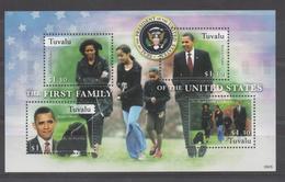 Barack Obama 2009 - MNH-OG - Tuvalu