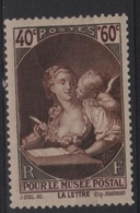 FR 1409 - FRANCE N° 446 Neufs* Musée Postal - France