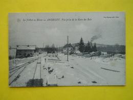Andelot ,gare Des Bois ,en Hiver - Autres Communes