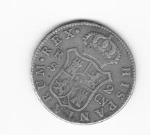 2 Réales 1800 Séville CN TTB - Collections