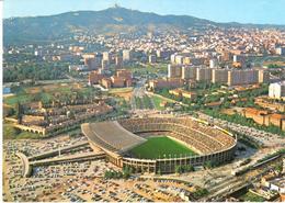 POSTAL   BARCELONA  -CATALUNYA  -EL NOU CAMP DEL CLUB DE FUTBOL BARCELONA - Barcelona