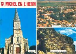 Saint Michel En L' Herm  - Multiues    F 39 - Saint Michel En L'Herm