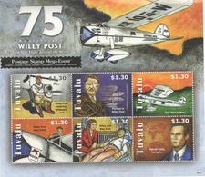 Histoire De L' Aviation : Wiley Post 2008 XXX - Tuvalu