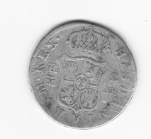 2 Réales 1800 Madrid MF  TB/TTB - Collections