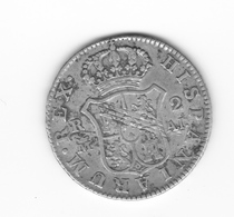 2 Réales 1808 Madrid AI  TTB - Colecciones