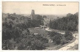 77 - FONTAINE-LE-PORT - La Vallée Du Rû - Edition Tixier - Altri Comuni