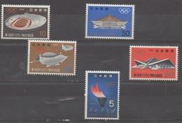 Jeux Olympiques De Tokyo 1964 - 1926-89 Empereur Hirohito (Ere Showa)