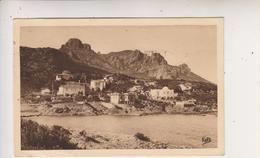 SP- 83 - LA CORNICHE D'OR - Villas D'Antheor - Cap Roux Et Hotel Des Flots Bleus - Timbre - Cachet - 1934 - France