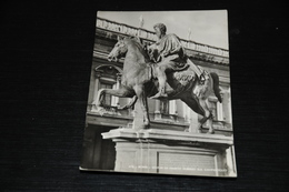 10391             ROMA, STATUA DI MARCO AURELIO SUL CAMPIDOGLIO - Autres Monuments, édifices