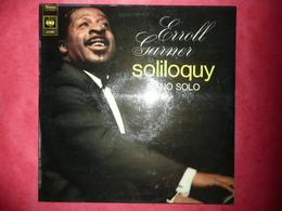LP33 N°2935 - ERROLL GARNER - SOLILOQUY - PIANO SOLO - S 64281 - DISQUE EPAIS  ***** - Jazz